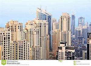 Cluster Of Residential Buildings Stock Image - Image: 10078391