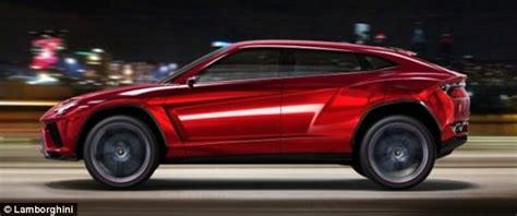 Lamborghini Urus Will Have 600 Horsepower And A