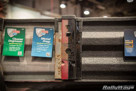 Fix Frame Rust With Por 15 Rallyways
