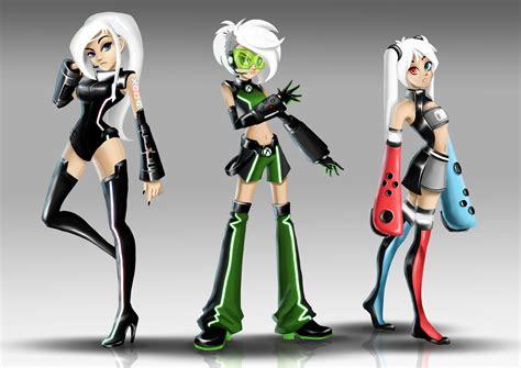 Anime Console Girl