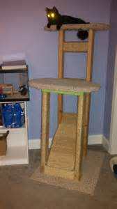how to build cat tree free build your own cat tree plans woodworking plans
