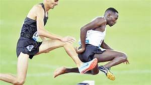 Kenya's Kipruto wins Diamond League race after losing shoe ...