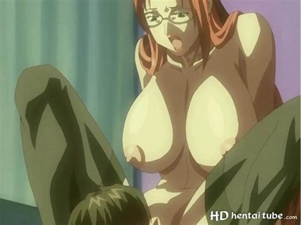 #Lovely #Anime #Lady #With #Big #Boobs #Gets #Massive #Pounded #By