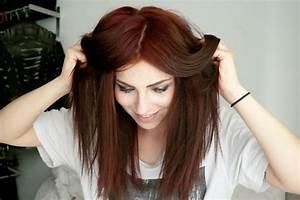 Kupfer Braune Haare Blonde Haare Kupferrot F Rben Haarfarbe T Nen