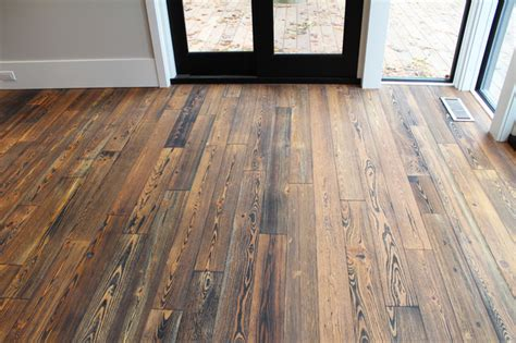 rustic wood floor l bengal from the rustic modern collection modern