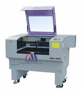 CMA-6040 Universal Laser Cutting Machine Hans Yueming Laser