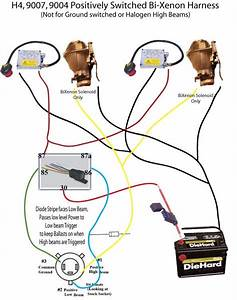 E46 Bi-xenon Wiring Question With H4 Harness