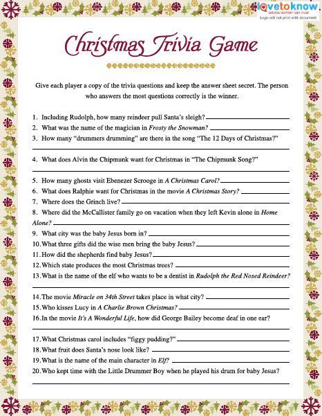 printable secret santa list questions    print