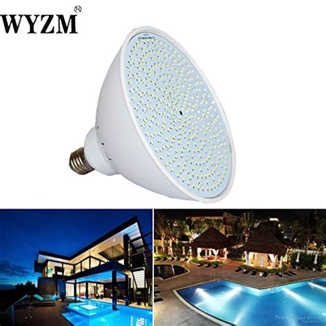 24 wyzm 120v color changing 20watt pool lights led