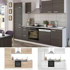Komplett Küchen Mit Elektrogeräten Günstig : komplett k chen g nstig kaufen ebay ~ Orissabook.com Haus und Dekorationen