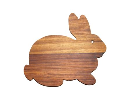 uses of kitchen knives bunny wooden cutting chopping cheese board the chopping