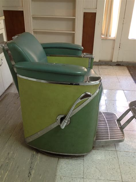 Koken Barber Chair Models by My Father Retired As A Barber In January We Are Disposing