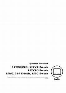 Husqvarna 357xp 357xpg 359g E