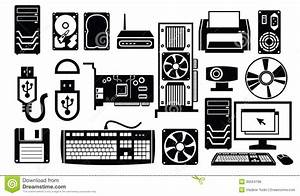 Pc hardware clipart - Clipground
