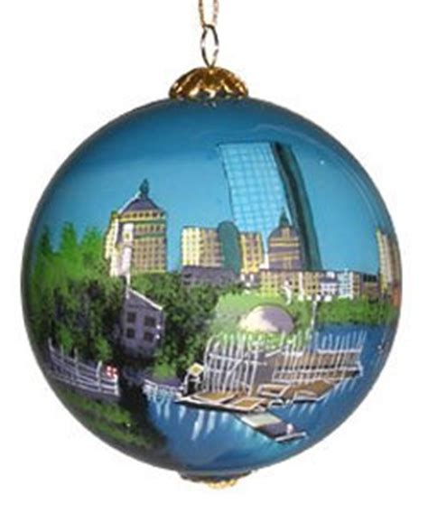 boston christmas ornaments