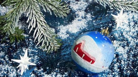 hd hintergrundbilder kugel ornament neujahr weihnachten