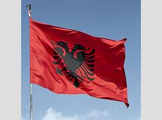 Acquista all'ingrosso Online Albania bandiera da Grossisti
