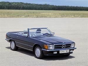 Mercedes 560 Sl : 1971 1989 mercedes benz r 107 sl class 560 sl after 1985 ~ Melissatoandfro.com Idées de Décoration