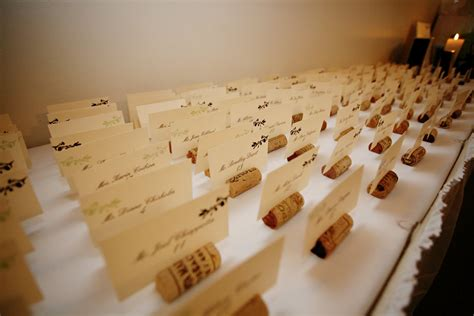 do it yourself wedding place card holder ideas 11 diy wine cork place card holders guide patterns
