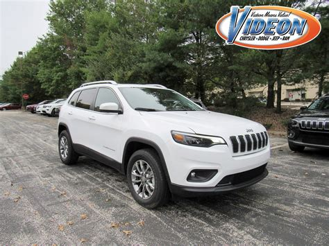 2019 Jeep Latitude by 2019 Jeep Latitude 6 Cylinder Gas Milage 2019
