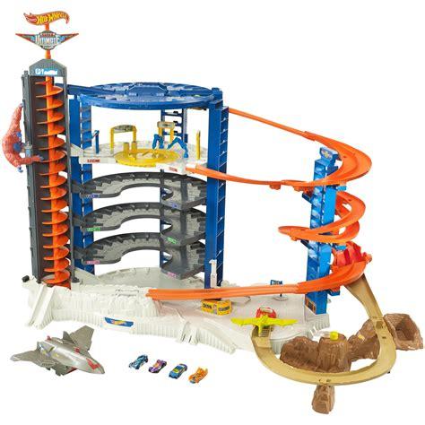 Wheel Garage by Wheels Ultimate Garage Play Set 139 97