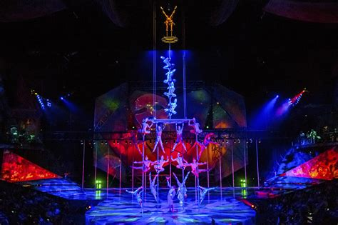 Mystere: Family Fun in Las Vegas