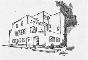 dessin de maison moderne choosewellco With dessin de maison moderne