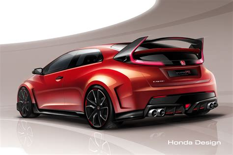 future honda civic honda civic type r concept what to expect honda tuning
