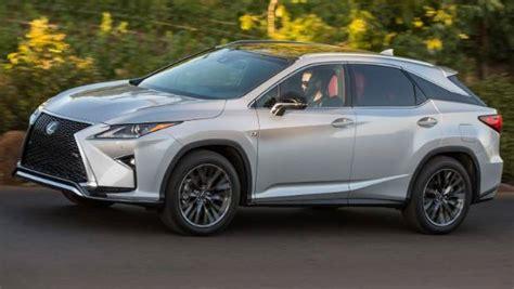 Lexus Nz Goes Large On New Suv Models Stuffconz