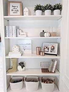 How, To, Decorate, Shelving