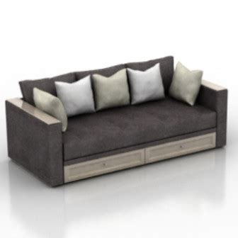 modern style luxury sofa max model dsmax