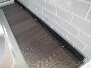 Abschlussleiste Küche Anbringen : k chenabschlussleisten auf arbeitsplatte befestigen die ~ Watch28wear.com Haus und Dekorationen