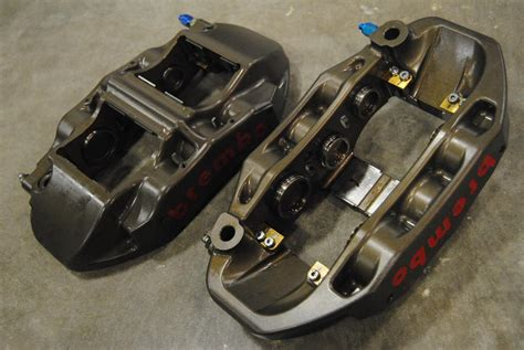 How Much Are New Brake Calipers by 997 Brembo Factory Endurance Brake Calipers Rennlist