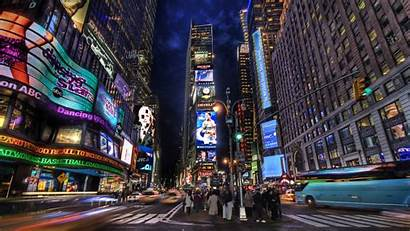 York Square Times Nyc Wallpapers Christmas Ny