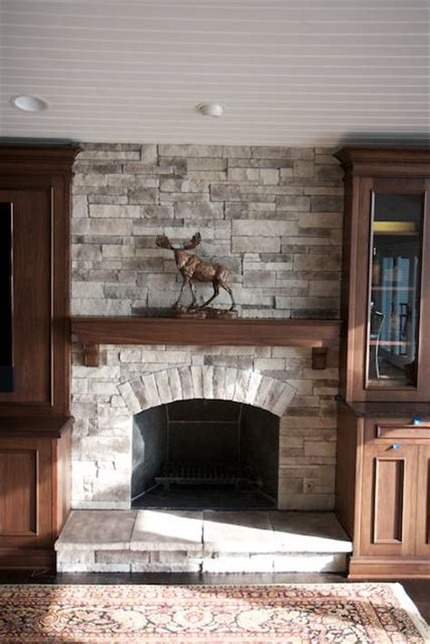stacked fireplace pictures ledgestone fireplace pictures 5687