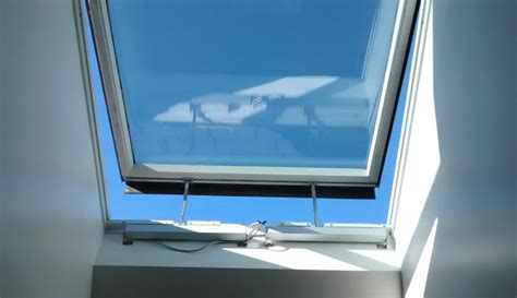 automatic window blinds opener motorized openers for windows skylights vents