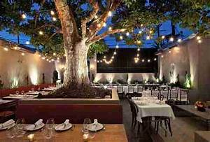 Best Lights In Los Angeles Best Restaurants Places To Eat Outdoors In Los Angeles