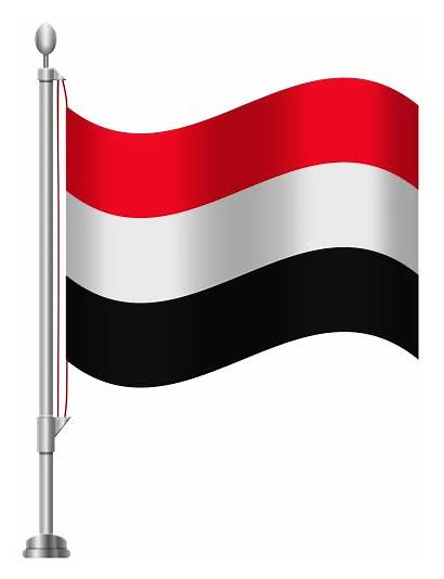 Yemen Flag Clip Clipartpng