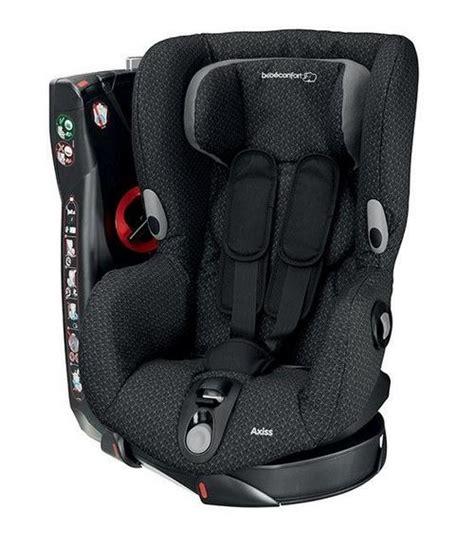 installation siege auto axiss siège auto axiss black bébé confort les bébés du