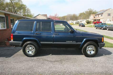 2000 Jeep Cherokee Sport 4x4  Used Jeep Cherokee For Sale