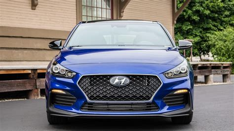 Every used car for sale comes with a free carfax report. 2019 Hyundai Elantra GT N Line: A spicy Korean hatchback ...