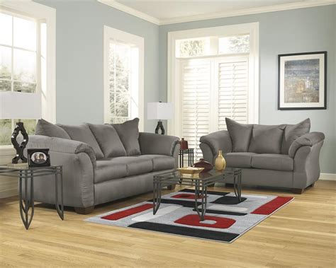loveseat c chair darcy collection 75005 sofa loveseat set