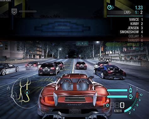 need for speed pc need for speed carbon free version pc