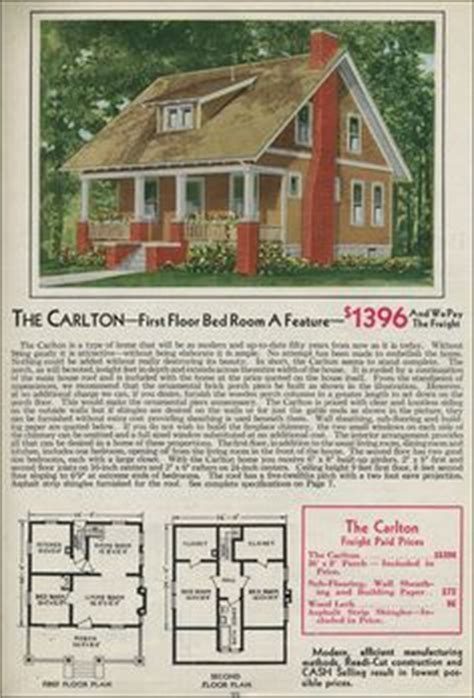 sears kit home    check   price   identical