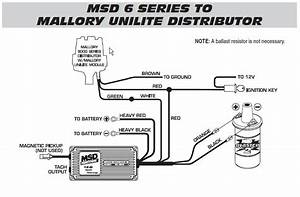 Mallory Unlite Distributor  Loose Wires  Not Learning
