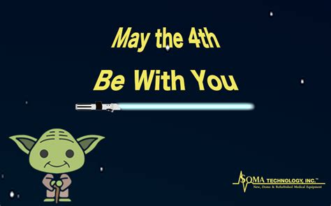 May the 4th Be With You - Health Tips Imagined by Star Wars