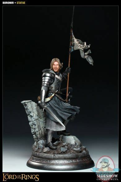Lord of the Rings Boromir Polystone Statue by SideShow ...