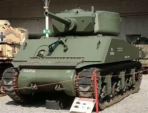 Sherman Tankları