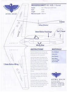 Make Your Own Balsa  U0026 39 Plane Instructions  Or Print Out And