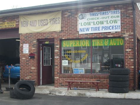 Used Tire Places Near Me Open